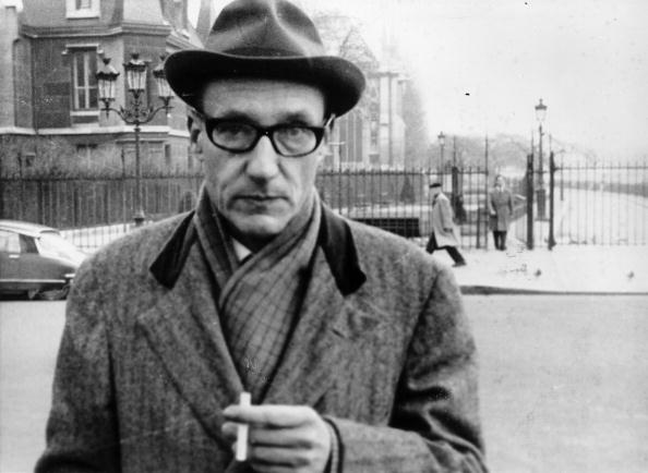 William Burroughs, Naked Lunch, literatura, escritor, colonia Roma