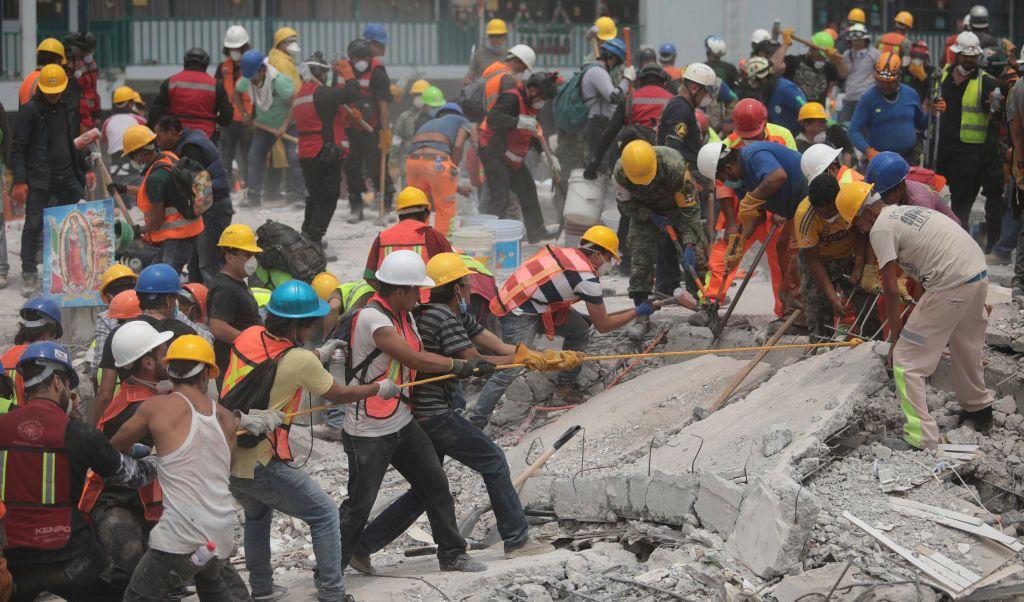Resultado de imagen para sismo 19 de septiembre 2017