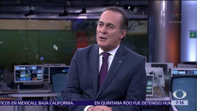 Juan Pablo Castañón Presidente Cce Despierta Tlcan