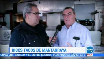 Viernes Culinario Tacos Mantarraya Enrique Muñoz