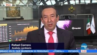 Tuits Trump TLCAN afectan mercado mexicano