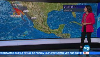 El clima en Agenda Pública con Daniela Álvarez
