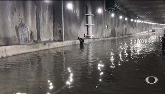 Desnivel Mixcoac-Insurgentes, obra a prueba de inundaciones