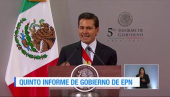 Se han sentado bases para mejor futuro de los mexicanos EPN