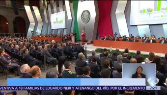 Peña Nieto Afirma México País desarrollado