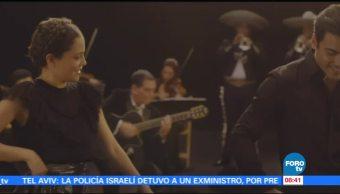 Natalia Lafourcade Carlos Rivera Cantan México