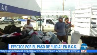 Autoridades Trabajan Rehabilitar Bcs Lidia Los Cabos La Paz