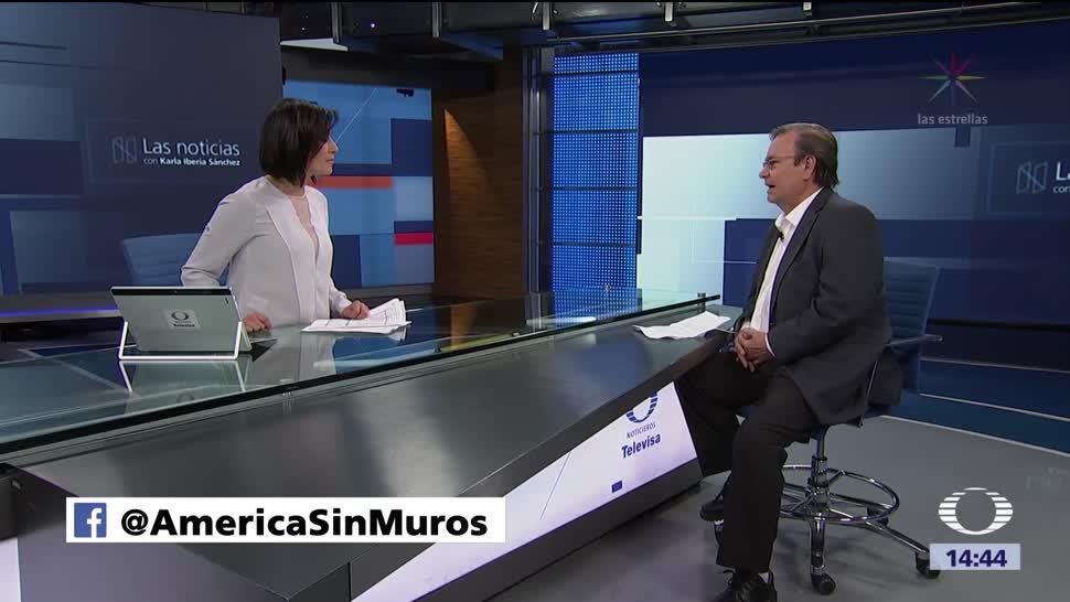 Sabemos Dreamers Bernardo Méndez Lugo Presidente De Promigrant America Sin Muros