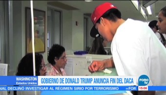 Trump Elimina Proteccion Dreamers Eu