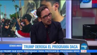 Pasividad Partido Demócrata Apuros Daca Genaro Lozano
