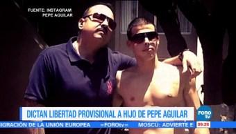 Dictan Libertad Provisional Pepe Aguilar