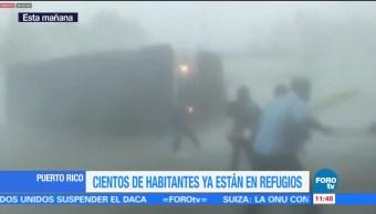 Gobernador, Puerto Rico, efectos, Irma