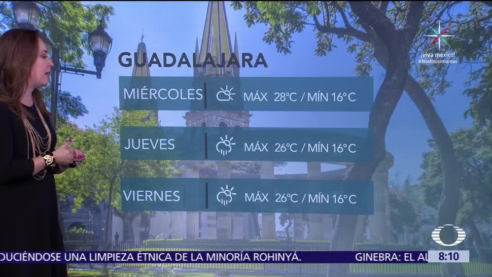 Baja Posibilidad Lluvias Ciudad de México
