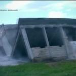A 5 días del sismo se desploma iglesia en ChiapasA 5 días del sismo se desploma iglesia en Chiapas