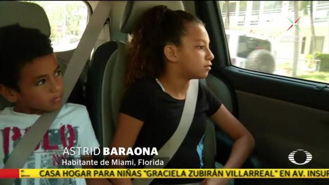 En Miami inicia el regreso a casa