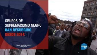Grupo de odio afroamericano gana demanda