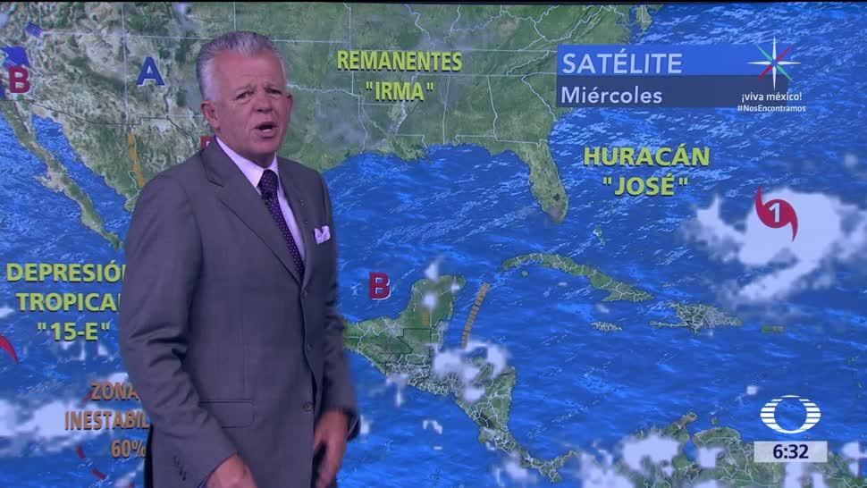 pronostican, tormentas, intensas, Michoacán