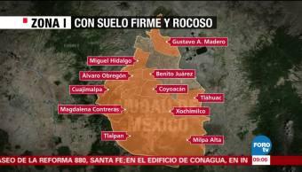 Mapea Protección Civil Zonas Riesgo
