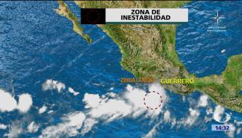 Nuevo ciclón en el Pacífico mexicano