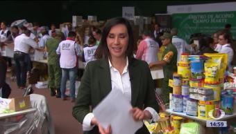 Las noticias con Karla Iberia Programa del 13 de septiembre de 2017
