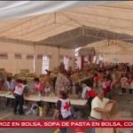 Voluntarios de la Cruz Roja una labor fundamental