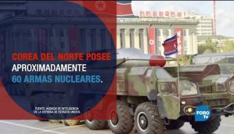 Corea del Norte no se detiene pese a sanciones