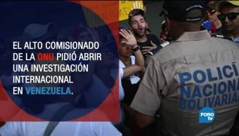 Maduro anunció su participación en la asamblea general de la ONU