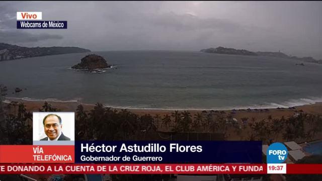 Max se aleja de Guerrero con saldo blanco Héctor Astudillo