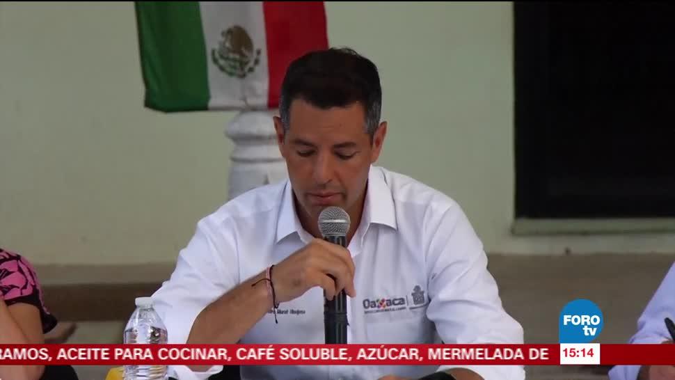 Oaxaca sigue en emergencia tras sismo Murat