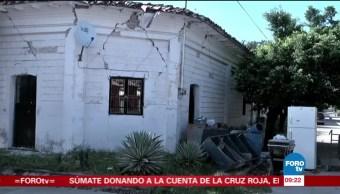 Concluye censo de viviendas dañadas en Oaxaca por sismo