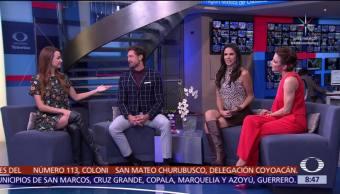 Se estrena la telenovela 'Caer en Tentación'