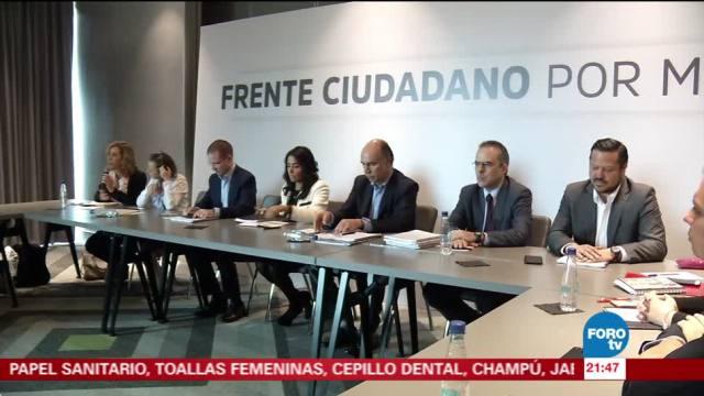 Ofrecen reforma para crear Fiscalía General de la República