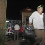 Oaxaqueños ayudan a comunidades mixes sierra norte