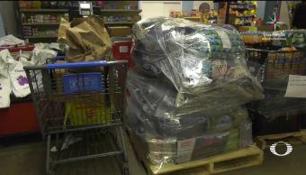 Oaxaqueños de NY envían ayuda a damnificados