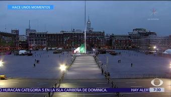 Peña Nieto encabezó ceremonia en memoria de víctimas del sismo de 1985