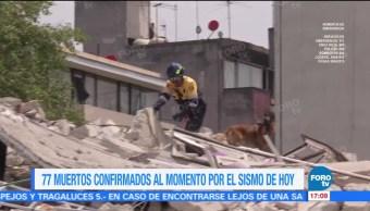 Abren centro de ayuda psicológica tras el sismo en la CDMX
