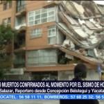 Colapsa edificio en la colonia Narvarte en la CDMX