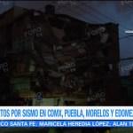 Evacúan cárceles y hospitales en Puebla