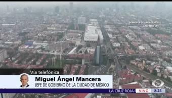 Jefe de Gobierno de la CDMX confirma 94 muertos tras sismo