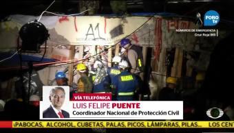 Aumenta número de muertos por sismo en México