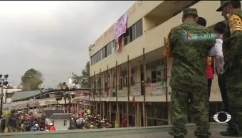 Niña narra cómo se vivió el sismo en colegio Rébsamen