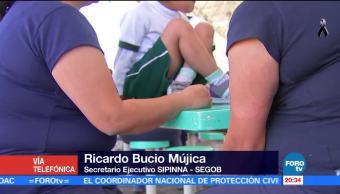Niños viven incertidumbre después de un sismo: Ricardo Bucio
