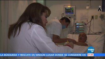 Hospital López Mateos recibe a 135 lesionados por el sismo