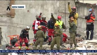 Rescatistas extranjeros llegan a México para salvar vidas