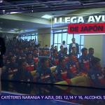 Llegan a México rescatistas de Japón y Estados Unidos