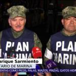 Noticieros Televisa pidió aclaración de Semar sobre rescate en colegio Rebsamen