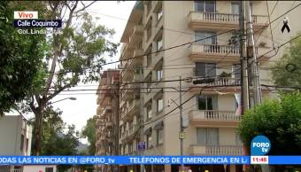 Calculan que cinco personas siguen atrapadas en edificio colapsado de Coquimbo, Lindavista