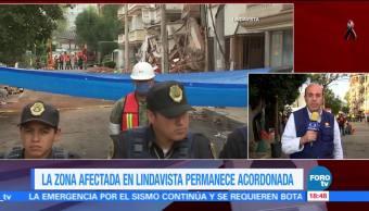 Edificio de Coquimbo permanece acordonado