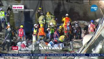 Aumenta número de rescatistas en Álvaro Obregón 286