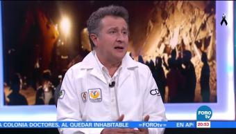 Apoyo psicológico para damnificados por sismos en México
